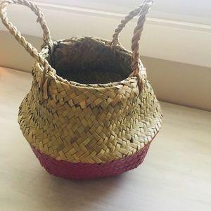 Opal house Pop up Belly basket